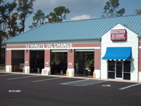 Express Oil Change - White Sands Electric