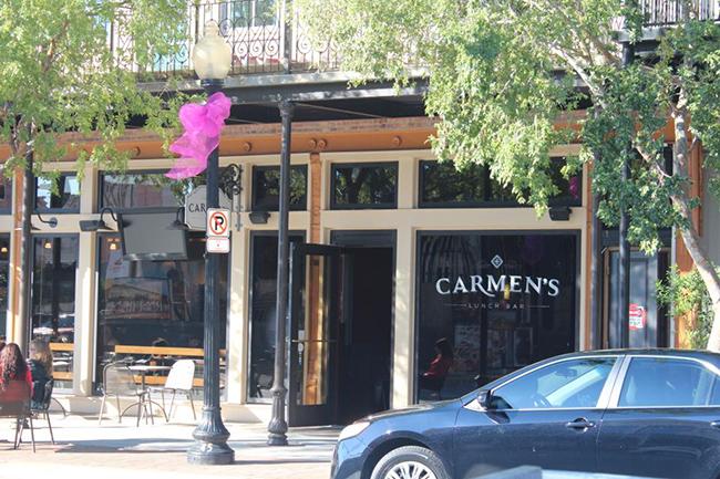 Carmen's Restaurant - White Sands Electric