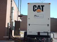 CAT Generators - White Sands Electric