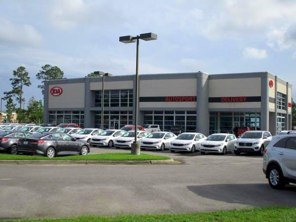 Kia Autosport Pensacola - White Sands Electric