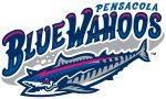 Pensacola Blue Wahoos Logo - White Sands Electric